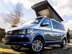 "VW T6 ""Traveller 2.8"" blue-silver edition"
