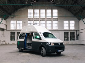 VW T5 Campervan, 4Motion l./R.