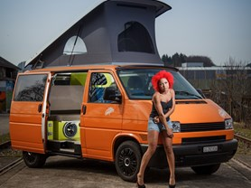 "VW T4 ""CC Edition"" - Shooting"