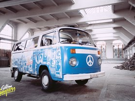 DODO's Hippie Bus