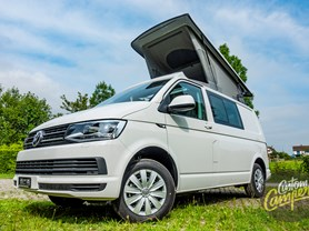 "VW T6 ""Traveller 2.8"" 4Motion white Edition"