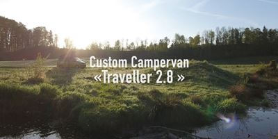 "Custom Campervan ""Traveller"" Tour Video"