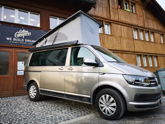 VW T6 California 2.0 TDI Beach